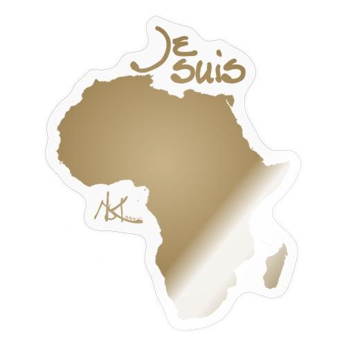 Je suis Afrique / Je suis Aklaaa - Autocollant