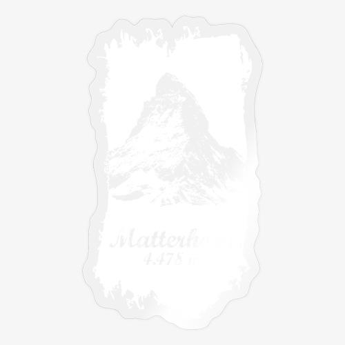 Matterhorn - Cervino - Sticker