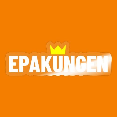 EPAkungen - Klistermärke