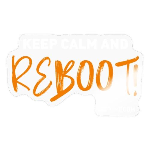 Reboot - Sticker