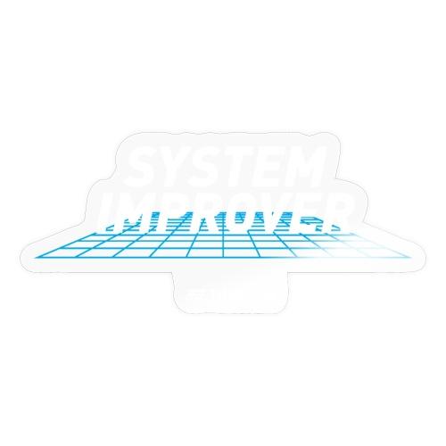 System improver - Sticker