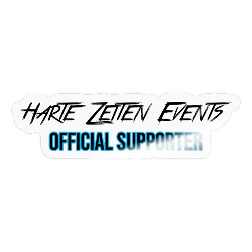 Official Supporter - Sticker