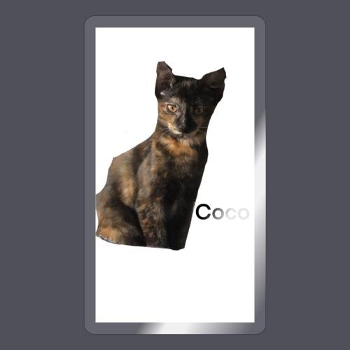 Coco the Kitten - Sticker
