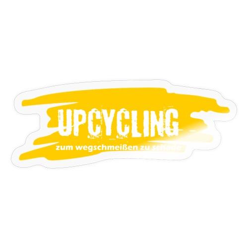 Upcycling - Sticker
