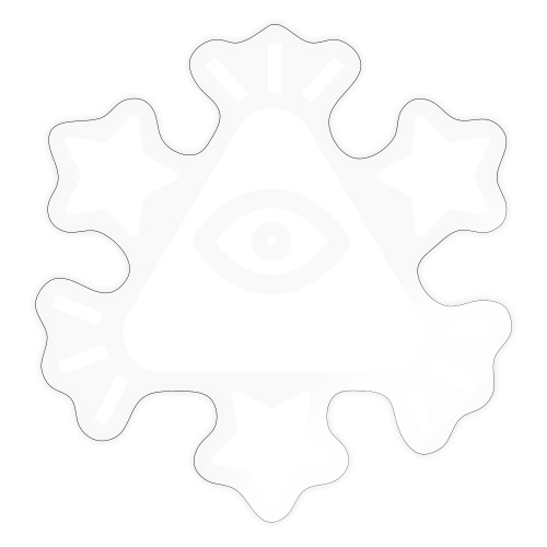 Illuminat ux - Naklejka