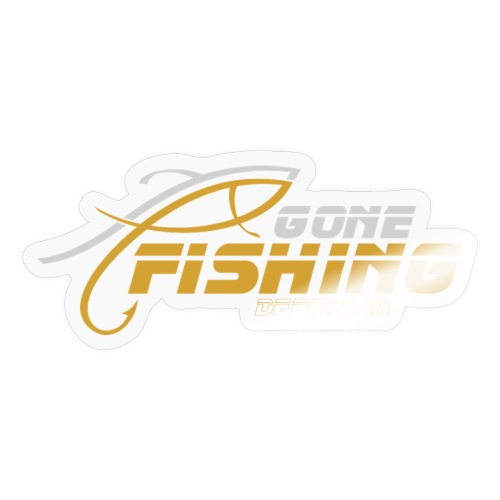 GONE-FISHING (2022) DEEPSEA/LAKE BOAT G-COLLECTION - Sticker