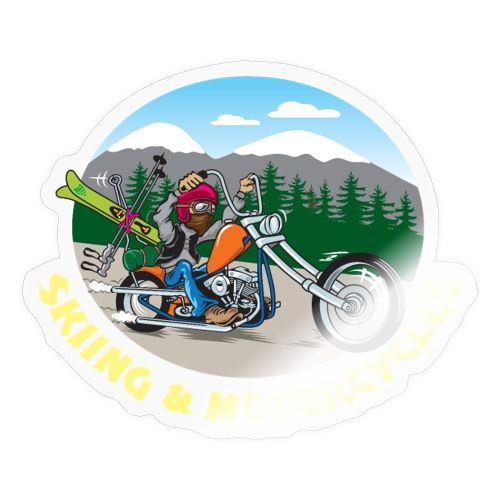Skiing & Motorcycles - Tarra