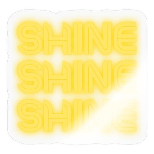 shine - Sticker