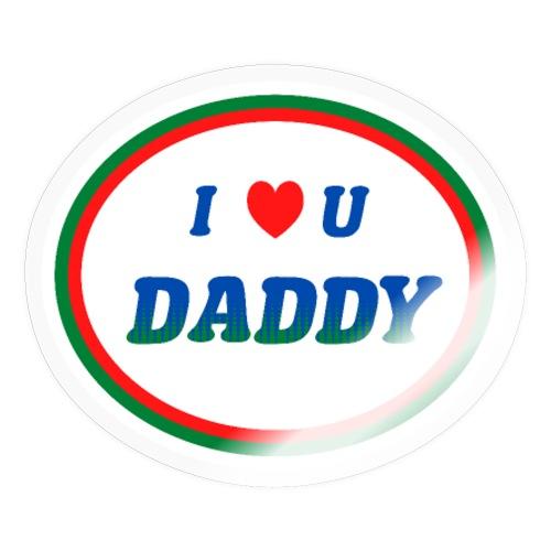 love dad - Sticker