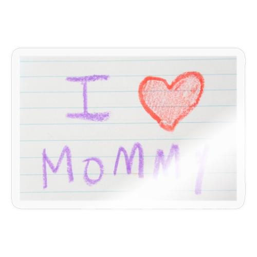 mommy - Sticker