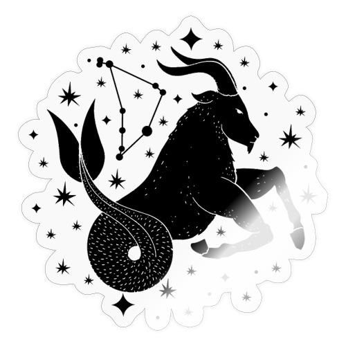 Sternzeichen Ehrgeiziger Steinbock Dezember Januar - Sticker