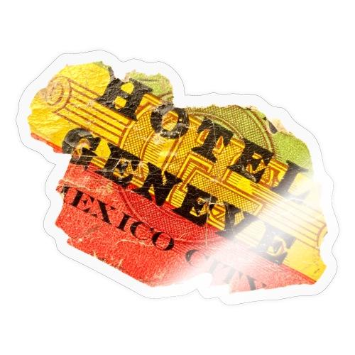 Hotel Geneve - Sticker