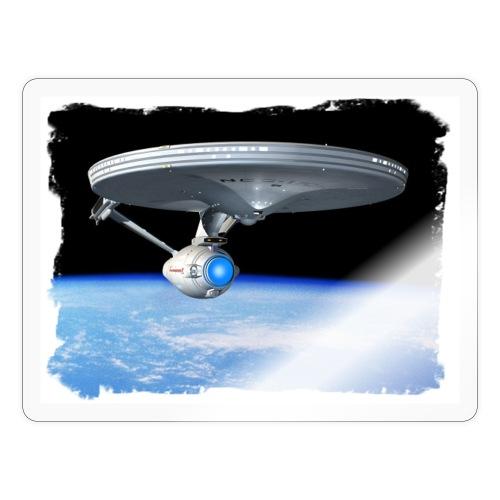enterprise frame 2 - Klistremerke