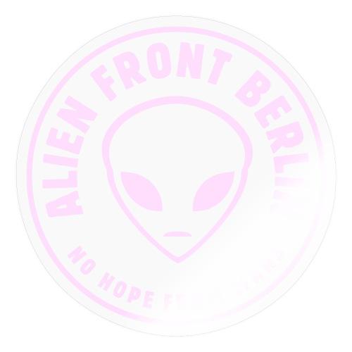 Alien Front Berlin Vektor - Sticker