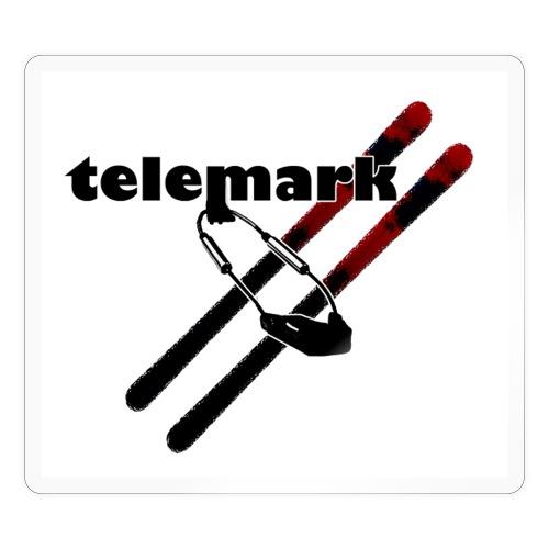telemark-freeheel - Sticker