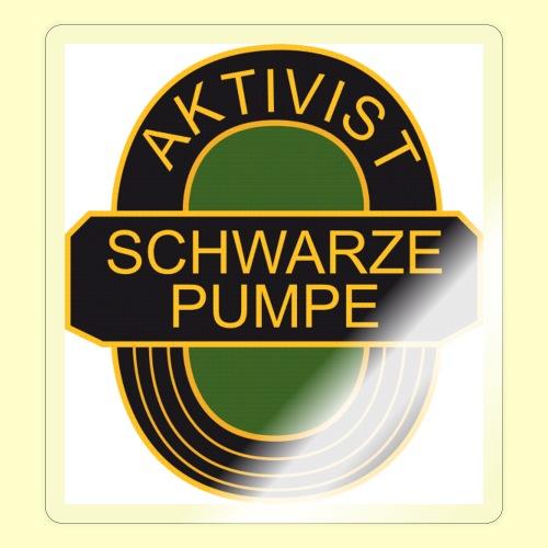 BSG Aktivist Schwarze Pumpe - Sticker