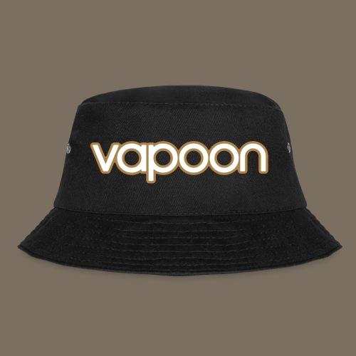 Vapoon Logo simpel 2 Farb - Fischerhut
