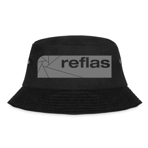 Reflas Clothing Black/Gray - Cappello alla pescatora