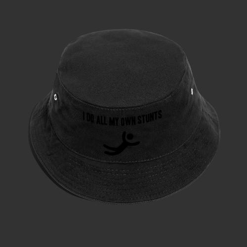 T-shirt, I do all my own stunts - Fiskarhatt
