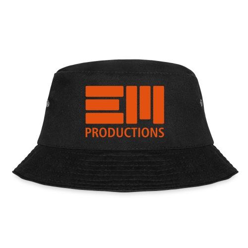 EM Productions Logo 2016 - Fischerhut
