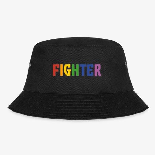 Fighter Pride (Rainbow) - Bucket Hat