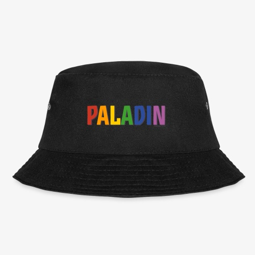 Paladin Pride (Rainbow) - Bucket Hat