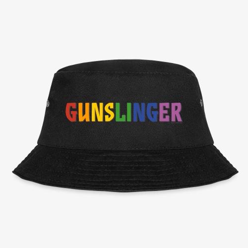 Gunslinger Pride (Rainbow) - Bucket Hat