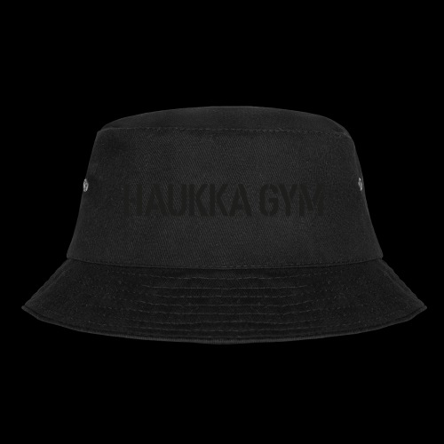 HAUKKA GYM text - Kalastajanhattu