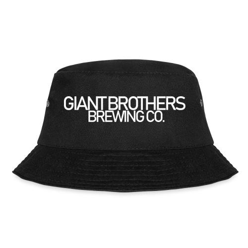 Giant Brothers Brewing co white - Fiskarhatt