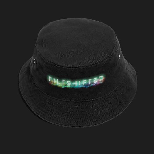 TiltShifted Logo on Black - Kalastajanhattu