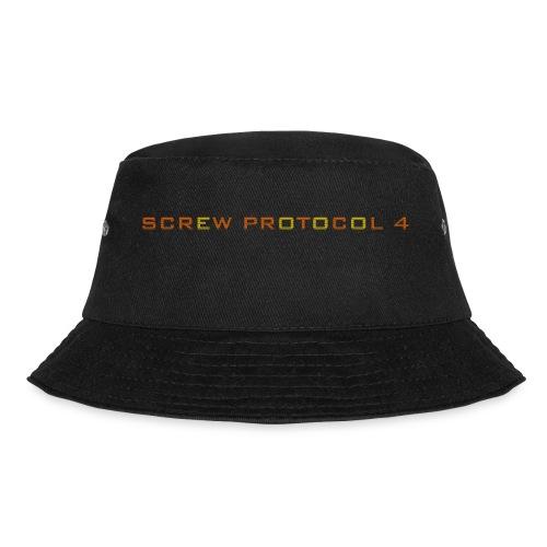 ScrewP4 Final - Bucket Hat