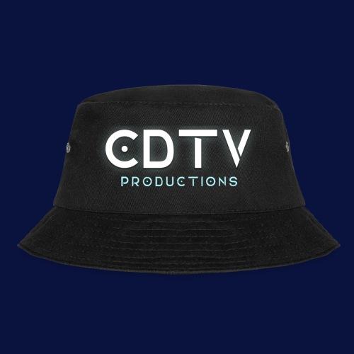 Full CDTVProductions Logo - Bucket Hat