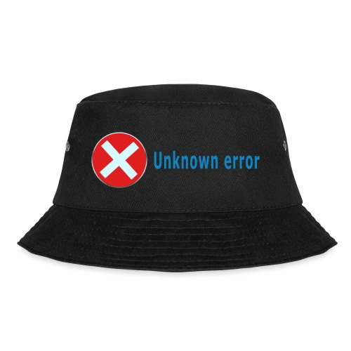 Unkown Error - Kalastajanhattu