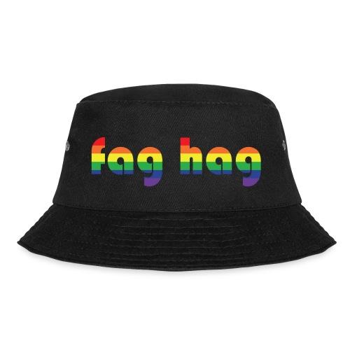 Fag Hag - Bucket Hat