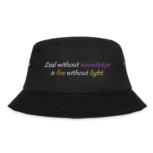 Say with colors - Bucket Hat