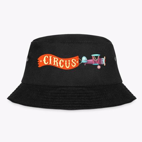 Circus Airplane - Bucket Hat