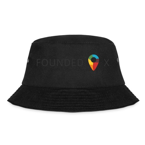 FoundedX logo png - Bucket Hat