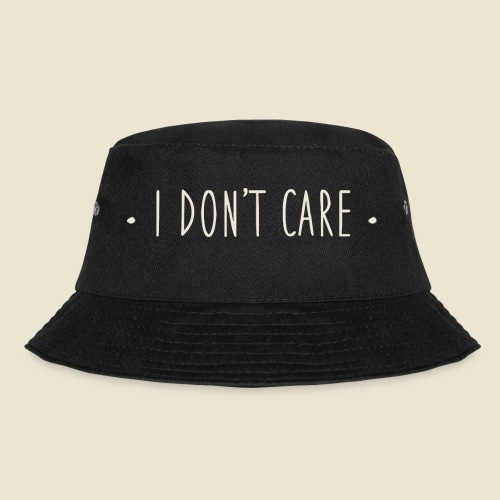 I don't care - Bob