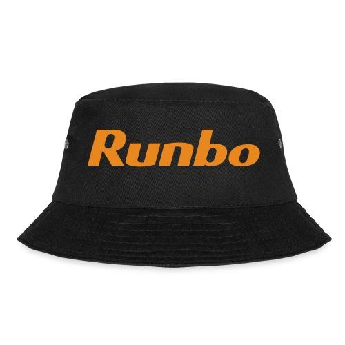 Runbo brand design - Bucket Hat