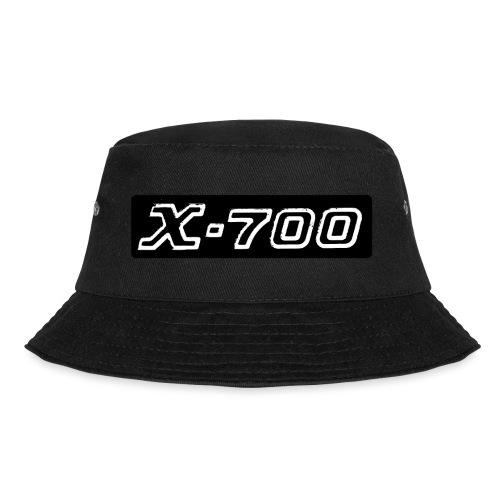 Minolta X-700 - Cappello alla pescatora
