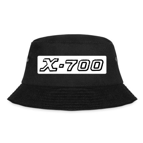 Minolta X-700 White - Cappello alla pescatora