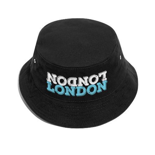 London Souvenir - Upside Down London - Fischerhut