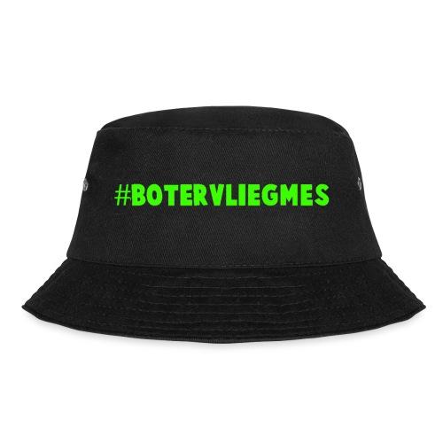 #botervliegmes T-shirt (mannen) - Vissershoed