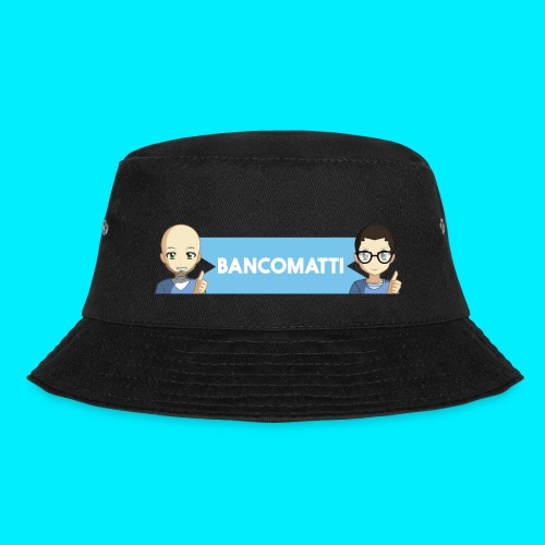 BANCOMATTI UN CASH BACK - Cappello alla pescatora