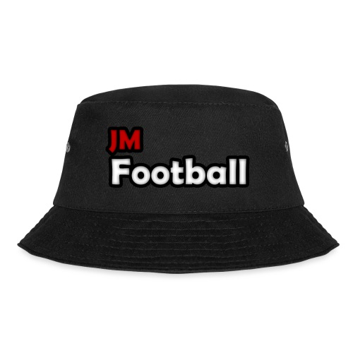 JMFootball Text Logo Beanie - Bucket Hat