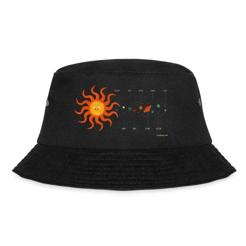 Solar System - Bucket Hat