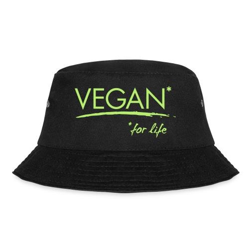 vegan for life 1c - Fischerhut