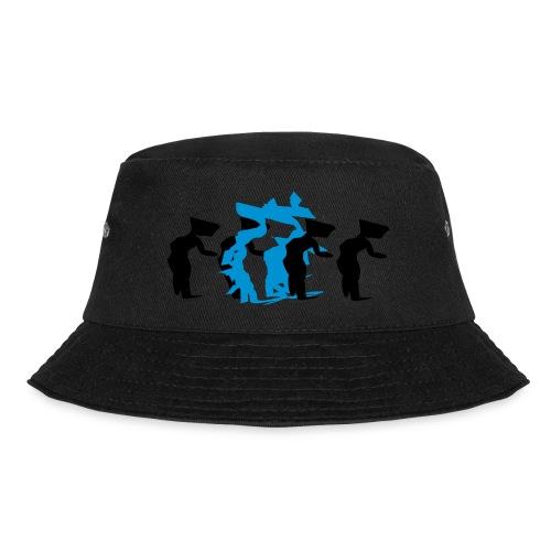 through - Bucket Hat
