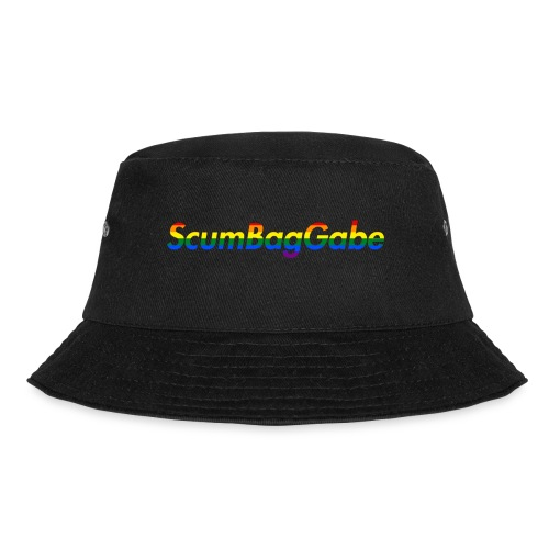ScumBagGabe Multi Logo XL - Bucket Hat