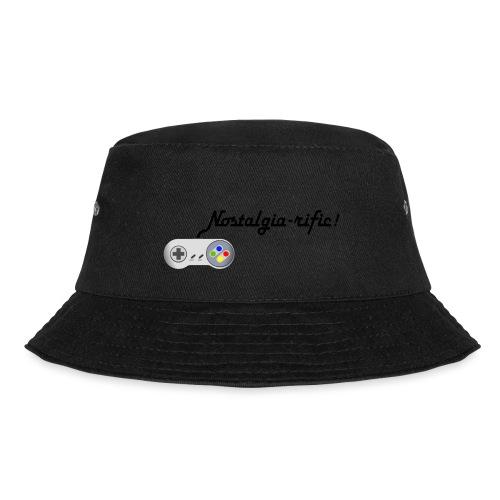 Nostalgia-rific! - Bucket Hat